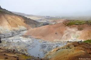 Site géothermique de Seltún