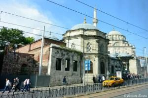Istanbul par la fenêtre