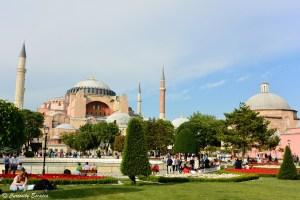 Musée Hagia Sophia, Istanbul