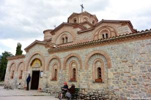 Sv Kliment de Plaosnik, Ohrid