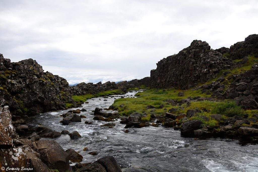 Parc national de Þingvellir