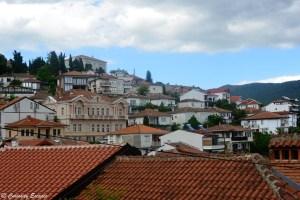 Ville d'Ohrid, Macédoine