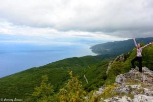 Parc National de Galičica, Macédoine