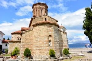 Monastère Sv Naum en Macédoine