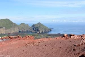 Paysage grandiose des îles Vestmann
