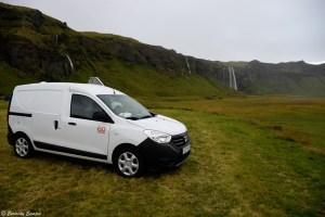 Camping de la cascade Seljalandsfoss