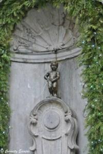 Manneken Pis de Bruxelles