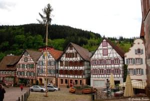 Place du village de Schiltach