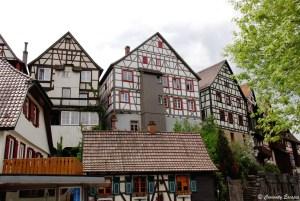 Maison à colombage, Schiltach