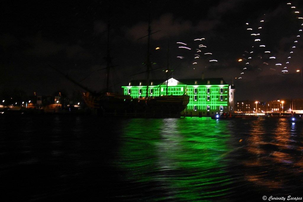 Festival des Lumières d'Asterdam