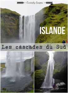 Pinterest cascades du sud de l'Islande