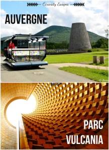 Pinterest parc Vulcania en Auvergne