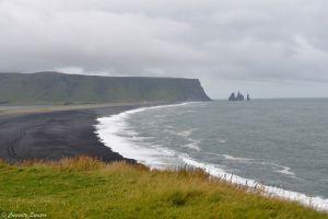 Plage de Reynisfjara, Islande