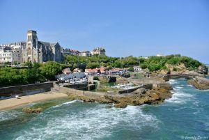 Port des pêcheurs de Biarritz