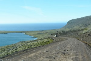 Route des Westfjords, Islande