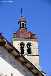 Clocher de l'abbaye de Saint Antoine