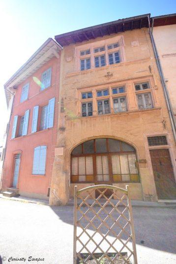 Village de Saint Antoine l'Abbaye