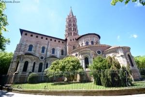 Basilique Saint Sernin de Toulouse
