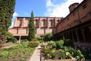 Cloître des Augustins à Toulouse
