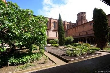 Cloître du musée des Augustins de Toulouse