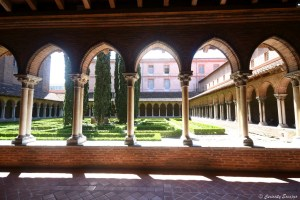 Cloître des Jacobins et son jardin