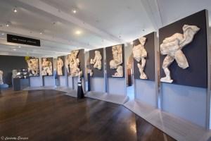 Travaux d'Hercules au musée Saint Raymond de Toulouse