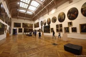 Salles des peintures au musée des Augustins, Toulouse