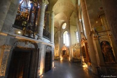 Déambulatoire de la basilique Saint Sernin