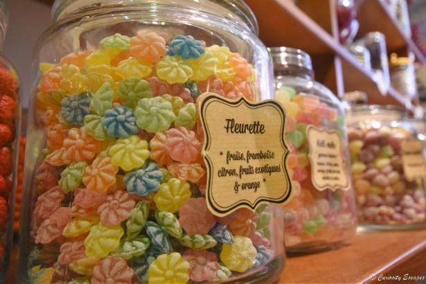 Bonbons artisanaux de Violette & Berlingot