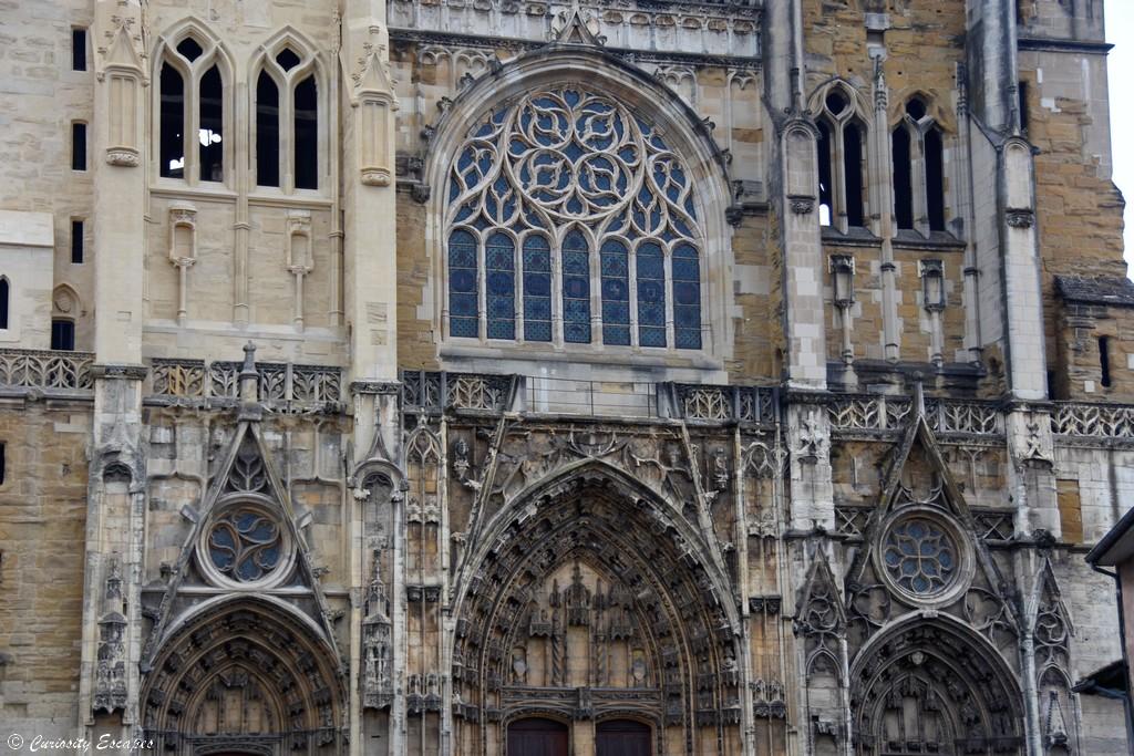 Cathédrale Saint Maurice de Vienne, en Isère