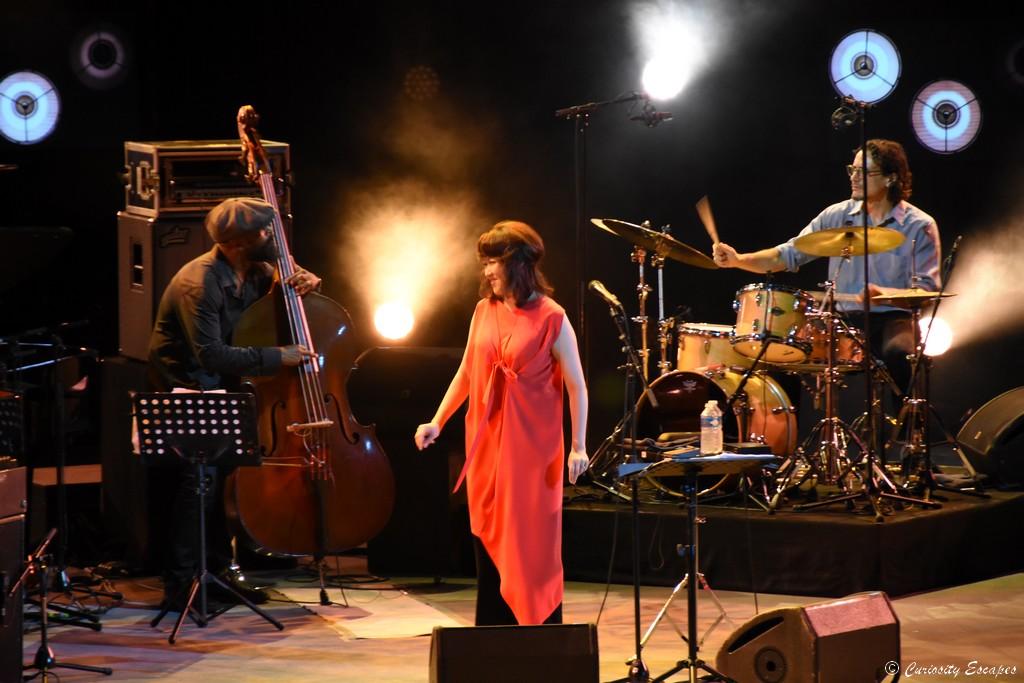Jazz à Vienne dans le théâtre antique