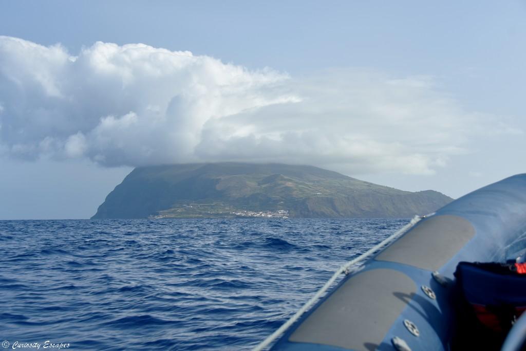 Île de Corvo aux Açores