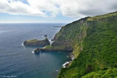 Côte sauvage de Flores, Açores