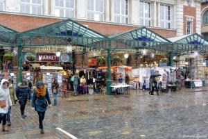 Jubilee market dans le quartier de Covent Garden