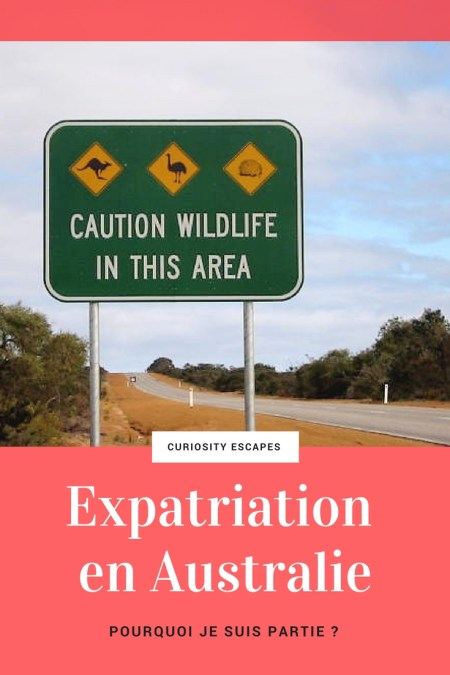 Expatriation en Australie