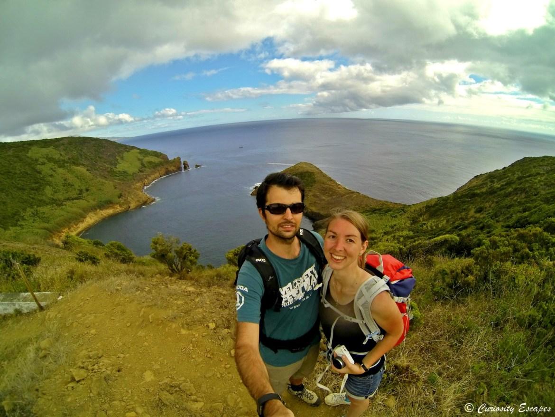 Baie d'Horta, île de Faial