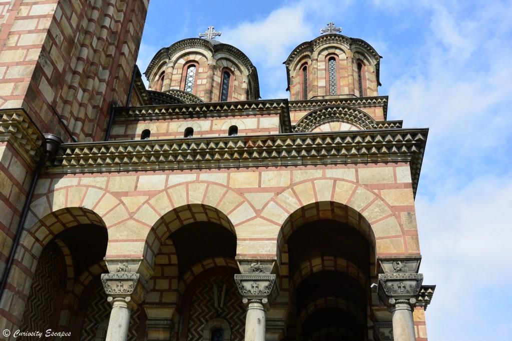 Eglise St Marc de Belgrade