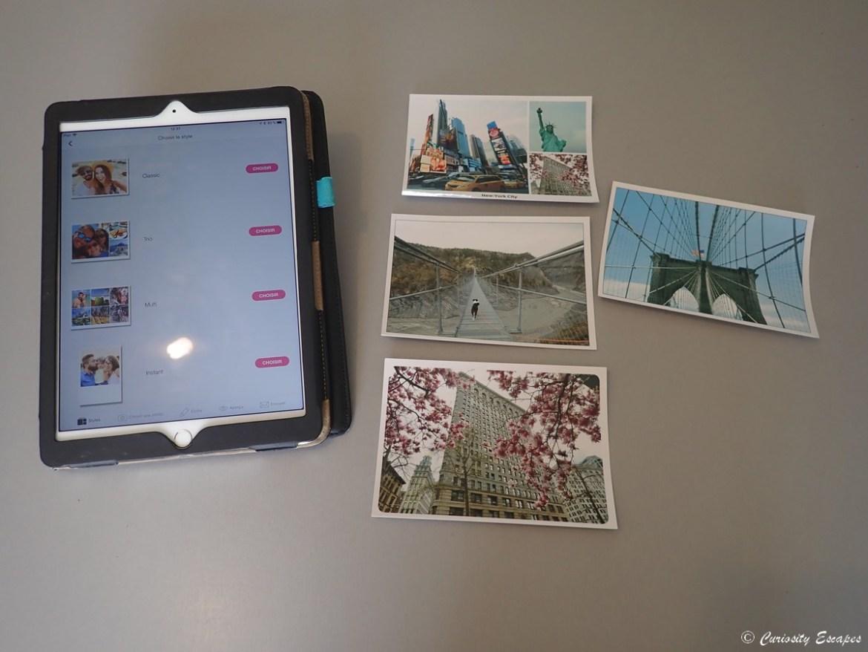 Envoyer des cartes postales personnalisées   Curiosity Escapes