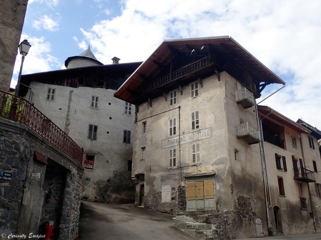 Village de Beaufort, Savoie