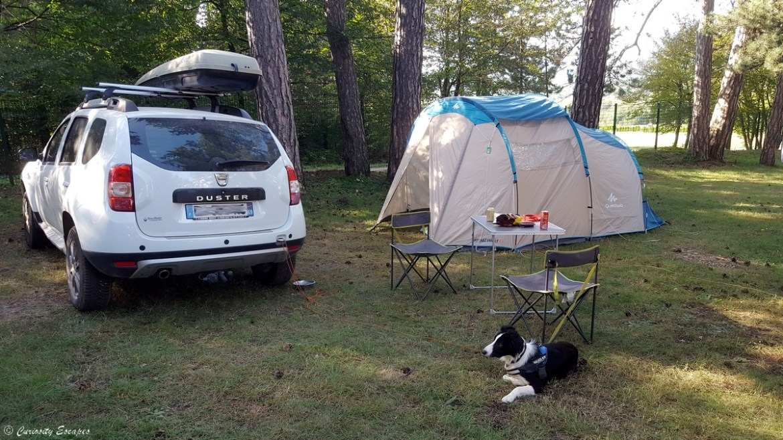 Faire du camping en Croatie