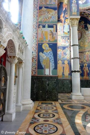 Eglise St Georges de Topola en Serbie
