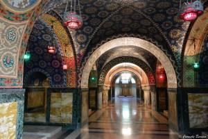 Crypte d'Oplenac en Serbie