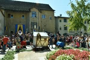 Médiévales de Crémieu, Isère