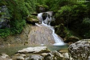 Cascade des gorges du Nan