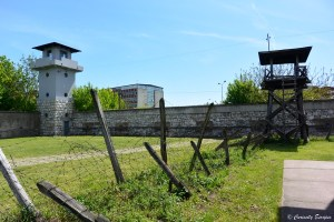 Camp de concentration en Serbie