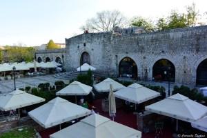 Hamam de la forteresse de Niš en Serbie