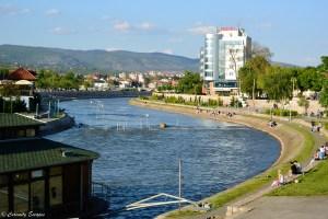 Visite de la ville de Nis en Serbie