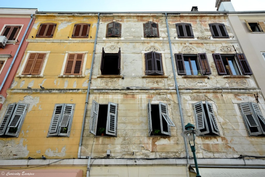 Rovinj en Istrie croate