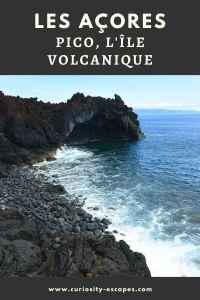 Que faire sur l'île volcanique de Pico aux Açores?
