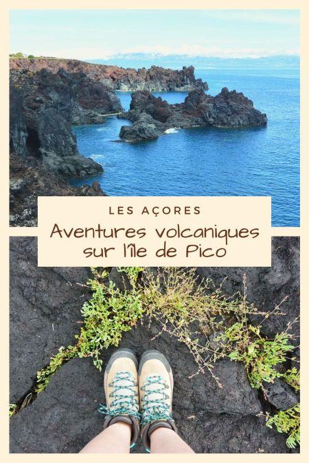 Activités autour des volcans à pratiquer sur l'île de Pico aux Açores